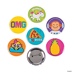Novelty Button Assortment