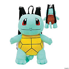 Plush Pokémon Squirtle Backpack