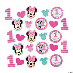 Disney® Minnie's Fun To Be One Confetti