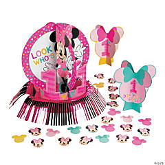 Disney® Minnie's Fun To Be One Table Decorating Kit