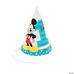 Disney® Mickey's Fun To Be One Cone Party Hats
