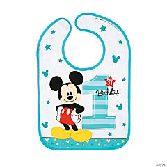 Disney® Mickey's Fun To Be One Bib