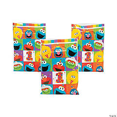 Sesame Street® Elmo Turns One Loot Bags