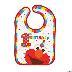 Sesame Street® Elmo Turns One Bib