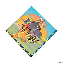 Disney® The Lion Guard Luncheon Napkins