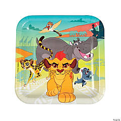 Disney® The Lion Guard Dinner Plates