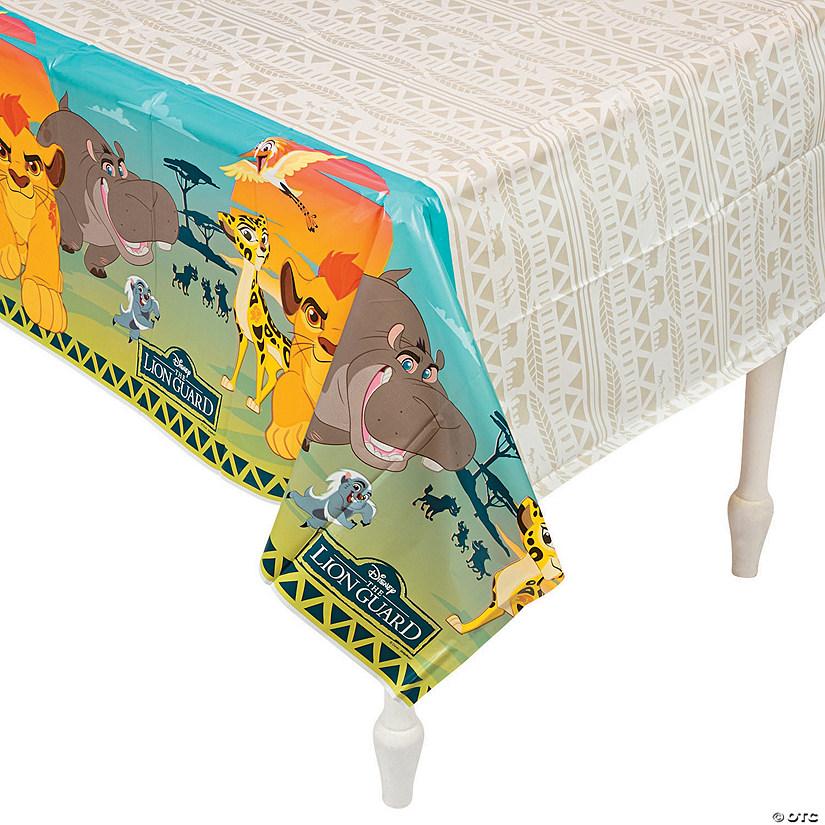 Disneyu0026#174; The Lion Guard Plastic Tablecloth