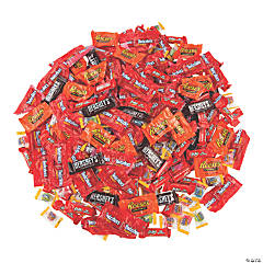 Hershey's® Chocolate & Sweets Snack-Size Halloween Candy Assortment