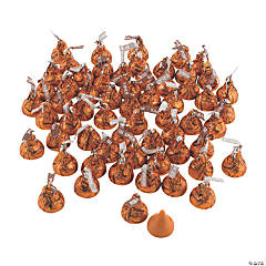 Hershey's® Kisses® Fall Pumpkin Spice Candy