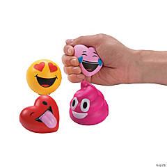 Valentine Emoji Stress Toys