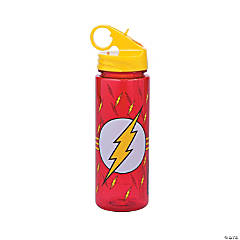DC Comics™ The Flash Logo Plastic Water Bottle