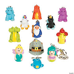 Mystical Creature Collectable Keychains