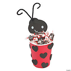 Luv Bug Treat Cup Hugger Craft Kit