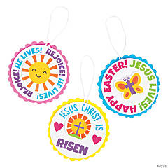 Religious Easter Ornament Craft Kit