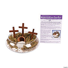 Resurrection Garden Set