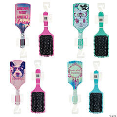 Trendy Paddle Hair Brushes