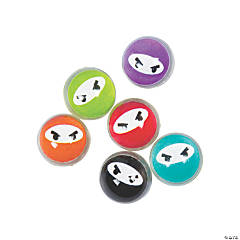 Bulk Vending Machine Ninja Bouncing Balls - 27mm