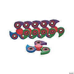 Tri-Color Fidget Spinners