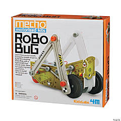 Mecho Motorized Robo Bug Kit