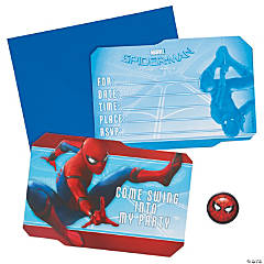 Marvel Spider-Man™ Homecoming Invitations