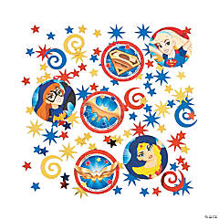 DC SuperHero Girls™ Confetti