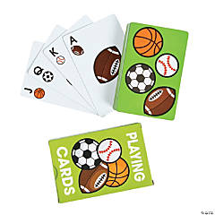 Sports Playing Cards