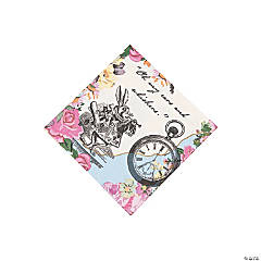 Talking Tables Truly Alice Beverage Napkins