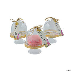Talking Tables Truly Alice Mini Cake Domes