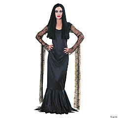 Women's Morticia Costume - Medium