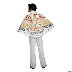 Adult's Elvis Presley Cape