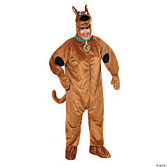 Adult's Plus Size Scooby-Doo Costume