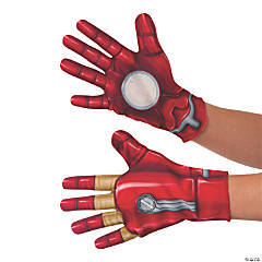 Kid's Iron Man Gloves