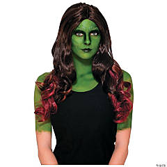 Women's Guardians of the Galaxy™ Gamora Wig