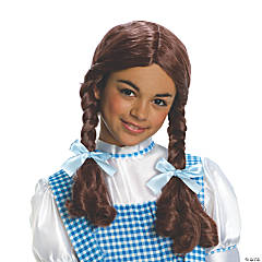 Girl's The Wizard of Oz™ Dorothy Wig
