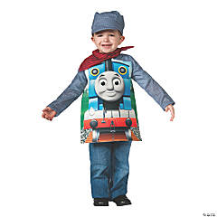 Boy's Deluxe Thomas & Friends Thomas Costume - Toddler