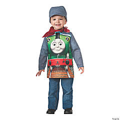 Boy's Deluxe Thomas & Friends Percy Costume - Small