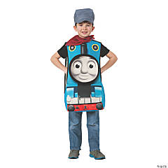Boy's Tabard Deluxe Thomas & Friends Thomas Costume - Toddler
