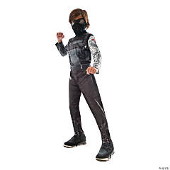 Boy's Winter Soldier Costume - Medium