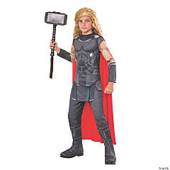 Kid's Thor Costume- Medium