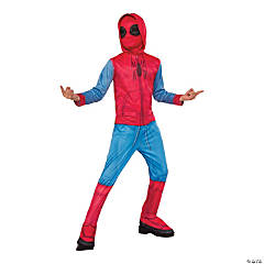 Kid's Sweats Spider-Man™ Costume - Medium