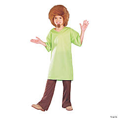 Kid's Shaggy Costume - Small