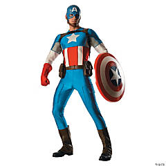 Men's Grand Heritage Captain America™ Costume - Standard