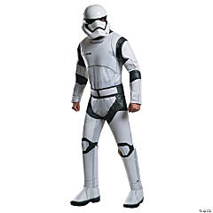 Men's Deluxe Star Wars: The Force Awakens™ Stormtrooper Costume - Extra Large