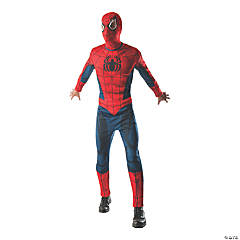 Men's Muscle Chest Spider-Man™ Costume - Standard