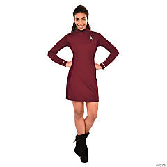 Women's Star Trek: Beyond™ Uhura Costume - Medium