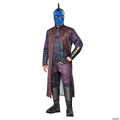Men's Deluxe Muscle Chest Yondu Costume - Extra large