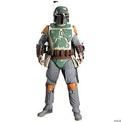Adult's Supreme Edition Star Wars™ Boba Fett Costume - Extra Large