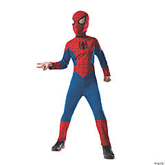 Kid's 2-in-1 Reversible Ultimate Spider-Man™ Costume - Large