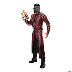 Adult's Deluxe Star-Lord Costume - Standard