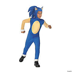 Kid's Sonic Costume - Large
